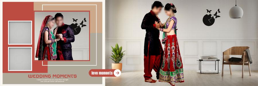 Wedding Album 12x36 DM Design