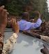 Jubilations as Rev.Fr Mbaka reappears
