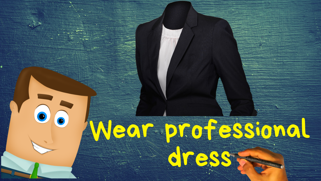 professional dress job interview | Know About What is Job Interview, How Many Types of Job Interview and Job Interview Tips www.itifitter.com