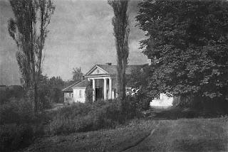 Czombrów - dwór Karpowiczów Jan Bułhak Fot. https://pl.wikipedia.org