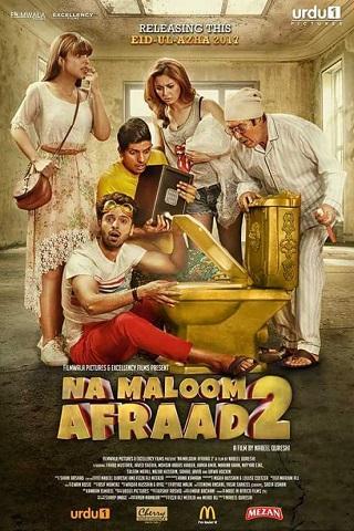Na Maloom Afraad 2 (2017) Urdu 350MB HDRip 480p