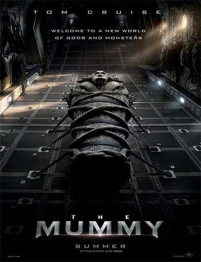 La momia (2017) subtitulada