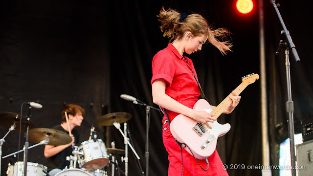 The Regrettes at NXNE on Friday, June 14, 2019 Photo by John Ordean at One In Ten Words oneintenwords.com toronto indie alternative live music blog concert photography pictures photos nikon d750 camera yyz photographer summer music festival downtown yonge street queen street west north by northeast northby