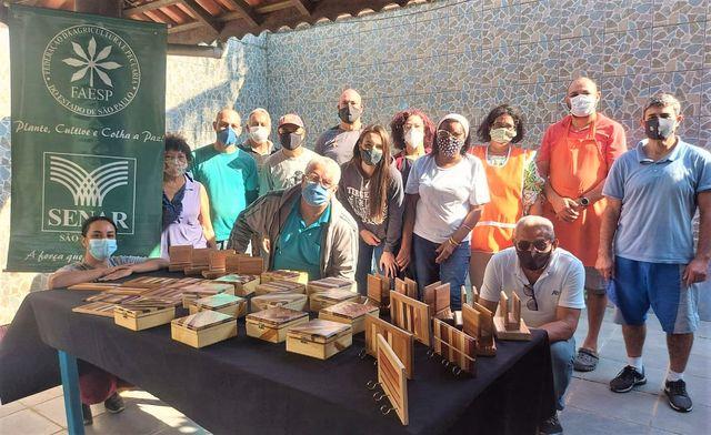 Curso Artesanato em Madeira Maciça formou novos artesãos e artesãs na Ilha