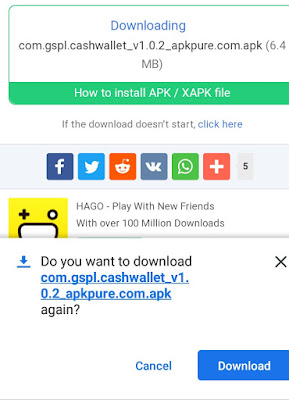 Paytm cash