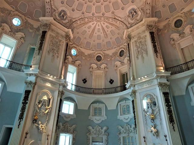 atrio palazzo isola bella
