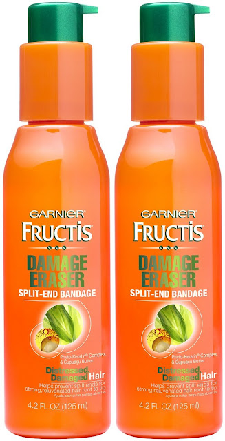 Damaged hair help with Garnier Fructis Damage Eraser