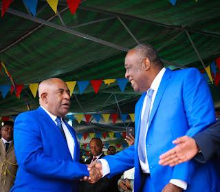 Belou nommé Délégué auprès de la Présidence de l'Union des Comores chargé de la Défense