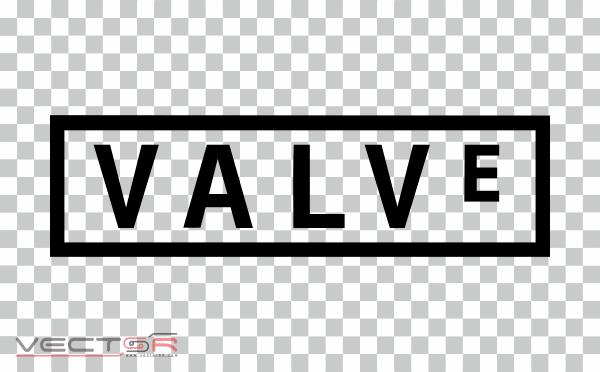 Valve (1996) Logo - Download .PNG (Portable Network Graphics) Transparent Images