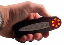 detect hidden camera
