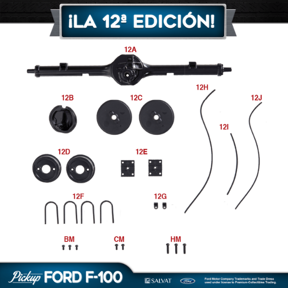 Entrega 12 Ford F-100