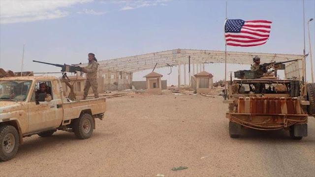 Rusia: EEUU agrupa un 'ejército' de radicales en el sur de Siria