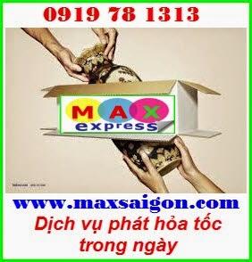 Dịch vụ vận chuyển hàng hóa thư từ trong ngày nhanh và uy tín nhất