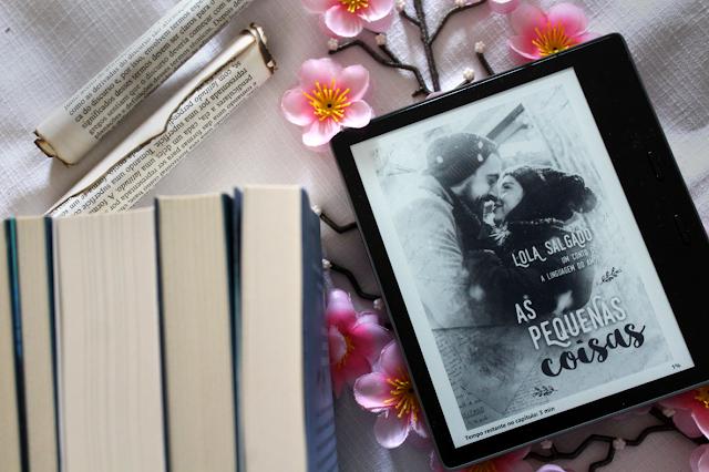 As Pequenas Coisas: Um conto de A Linguagem do Amor - Lola Salgado