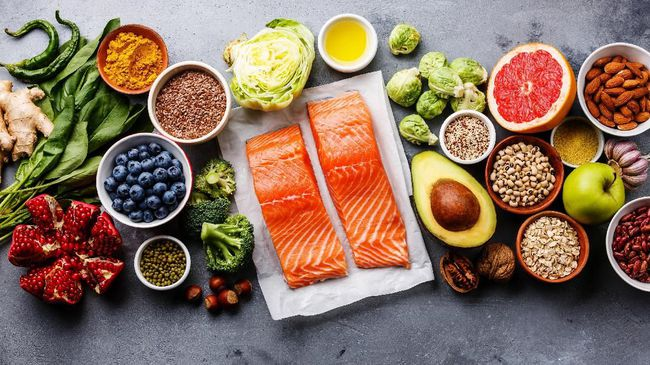 5 Makanan Penghancur Kolesterol Jahat, Nomor 3 Paling Mudah