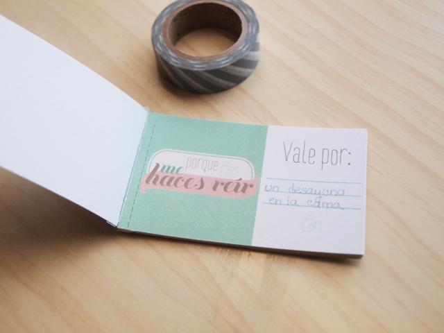 Imprimible Talonario De Vales Mlcblog
