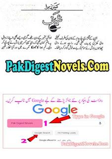 Chef By Kinza Zahra Urdu Afsana Free Download Pdf