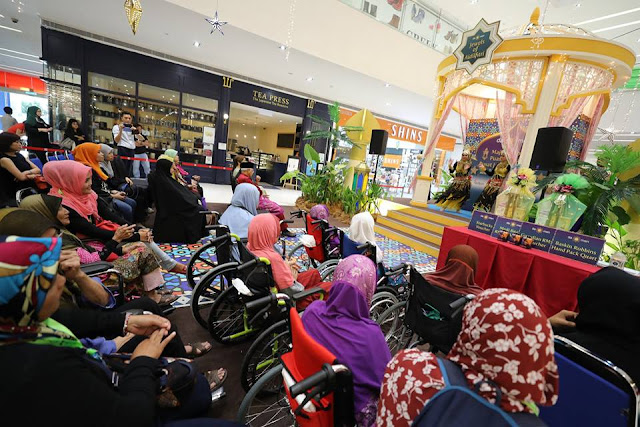 Jewels of Aidilfitri @ DA MEN Mall, USJ