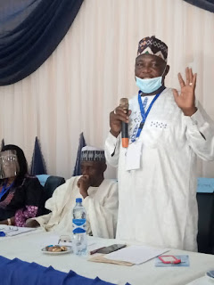 Bida Poly Rector advocates peaceful means to resolving industrial crisis