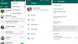 Bagaimana Cara Menghentikan Penyimpanan Foto Otomatis Whatsapp Di Android