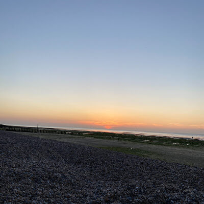 Minnis Bay beach