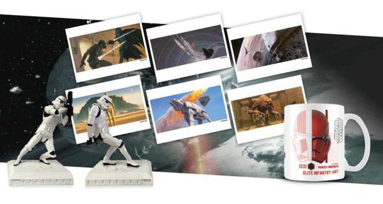 Regalos Enciclopedia Star Wars de Planeta deAgostini