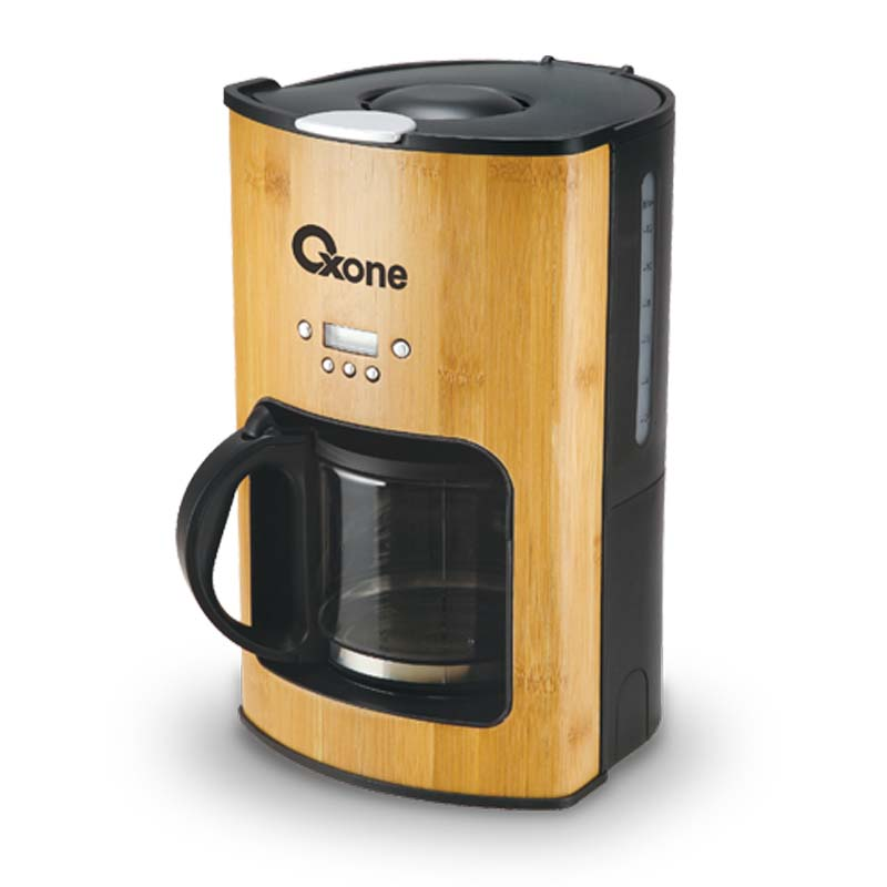 OX-952 Oxone Bamboo Coffee & Tea Maker 650W