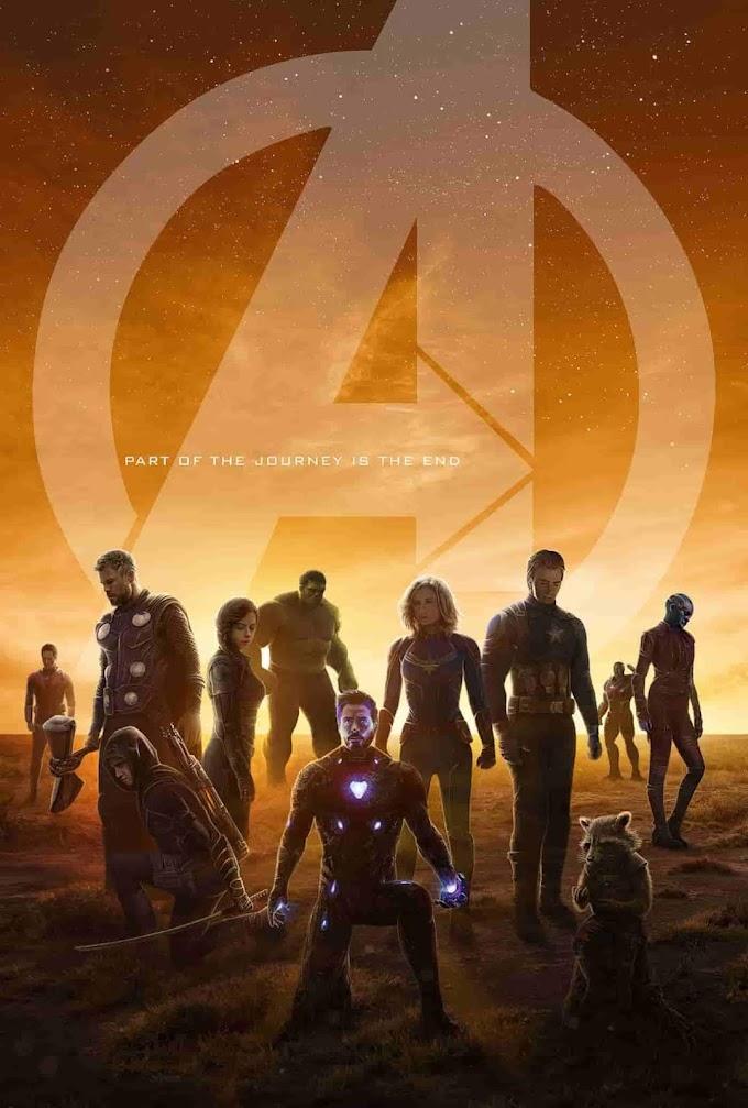 Best movie of 2019 - Avengers