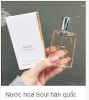 Top 10  loại nước hoa Hàn quốc vừa thơm vừa rẻ được lòng mọi cô gái