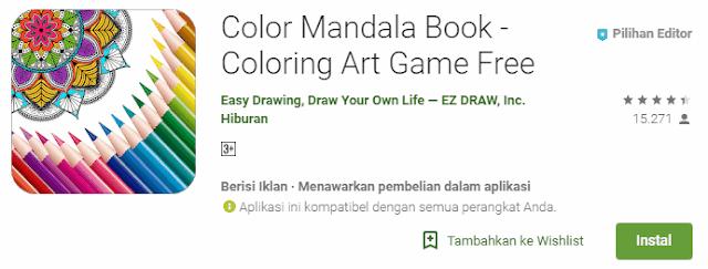 Color Mandala Book