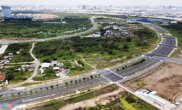 Cận cảnh các dự án sai phạm ở khu đô thị Thủ Thiêm ảnh 3