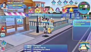 Pocketown lobby image