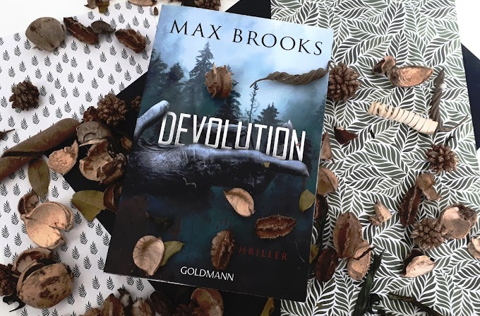 [Rezension] Devolution von Max Brooks