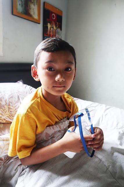 Review Omron Mesh Nebulizer NE-U100: Alat Nebulizer yang Hebat, Praktis, dan Mudah Dibawa Kemana-mana bagi Anak Penderita Asma