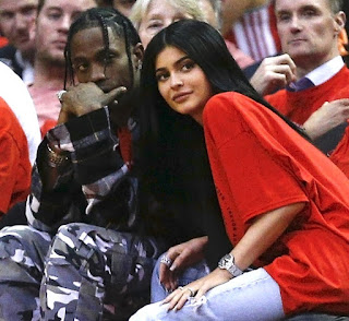 Kylie Jenner and Travis Scott get married