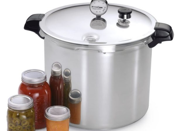 Canning 101: How to Use a Pressure Canner