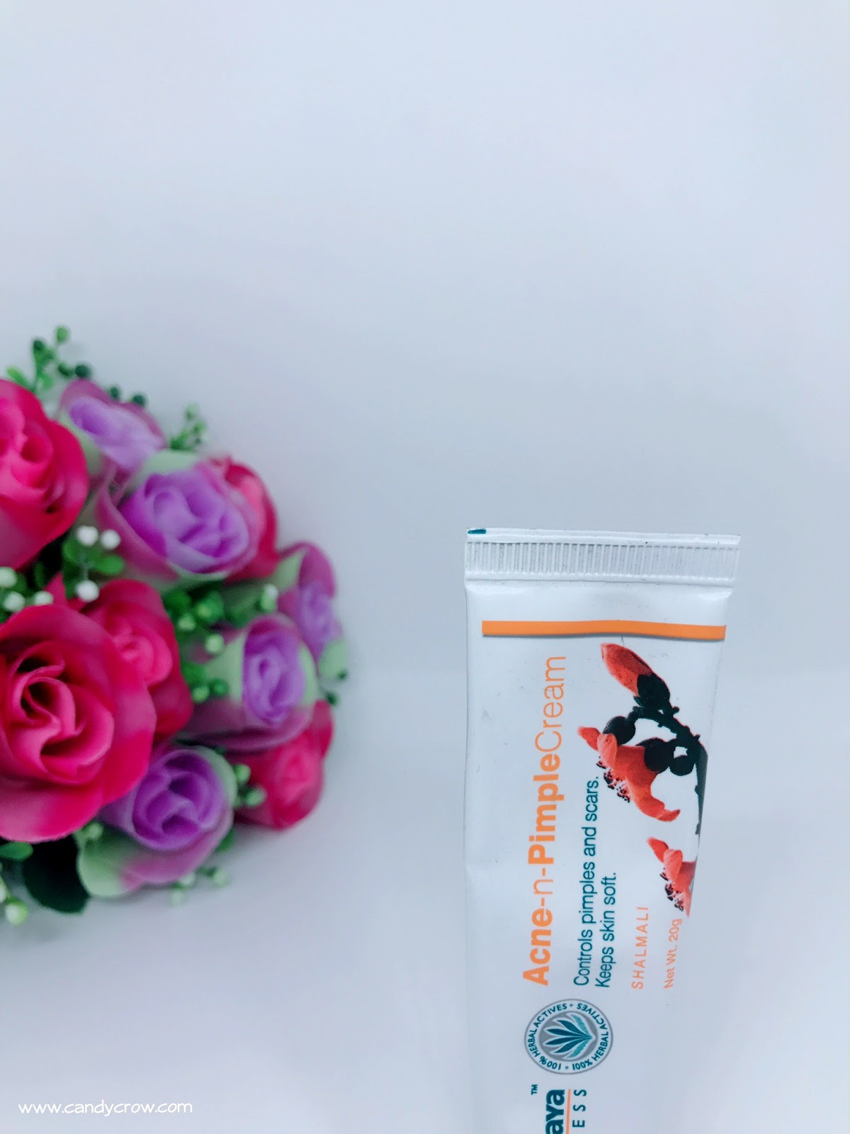 Himalaya Acne N Pimple Cream Review Candy Crow Indian
