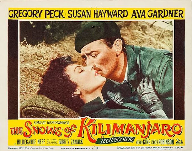 Watch Free The Snows of Kilimanjaro (1952) full streaming Movie