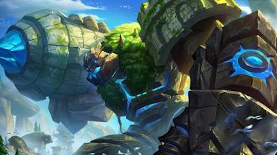 Hero Terkuat di Mobile Legends - Grock