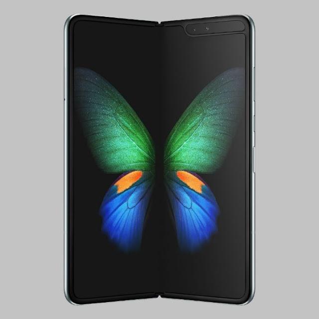 Samsung Galaxy Fold هاتف