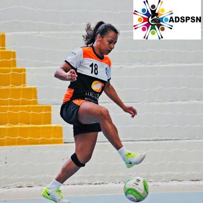 Guajaramirense Dedéia é convocada para seleção Brasileira de Futsal
