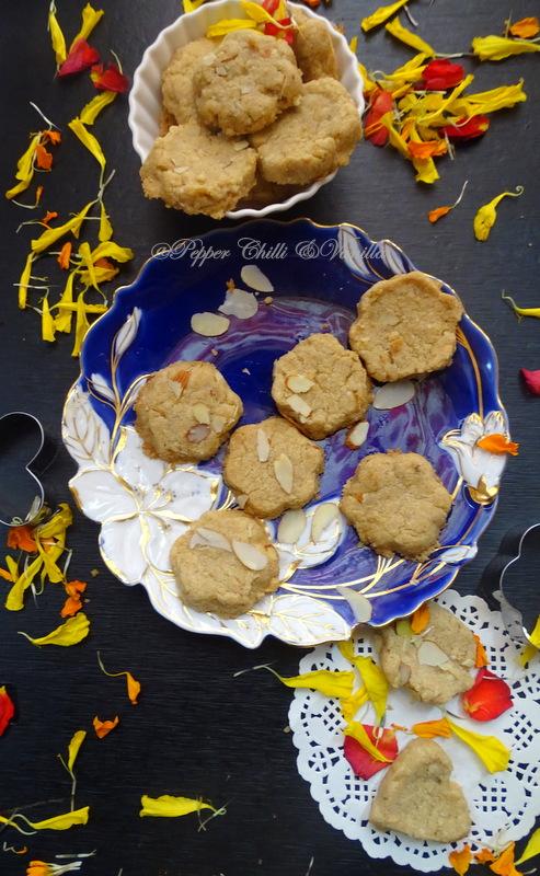 rajgira cookies recipe