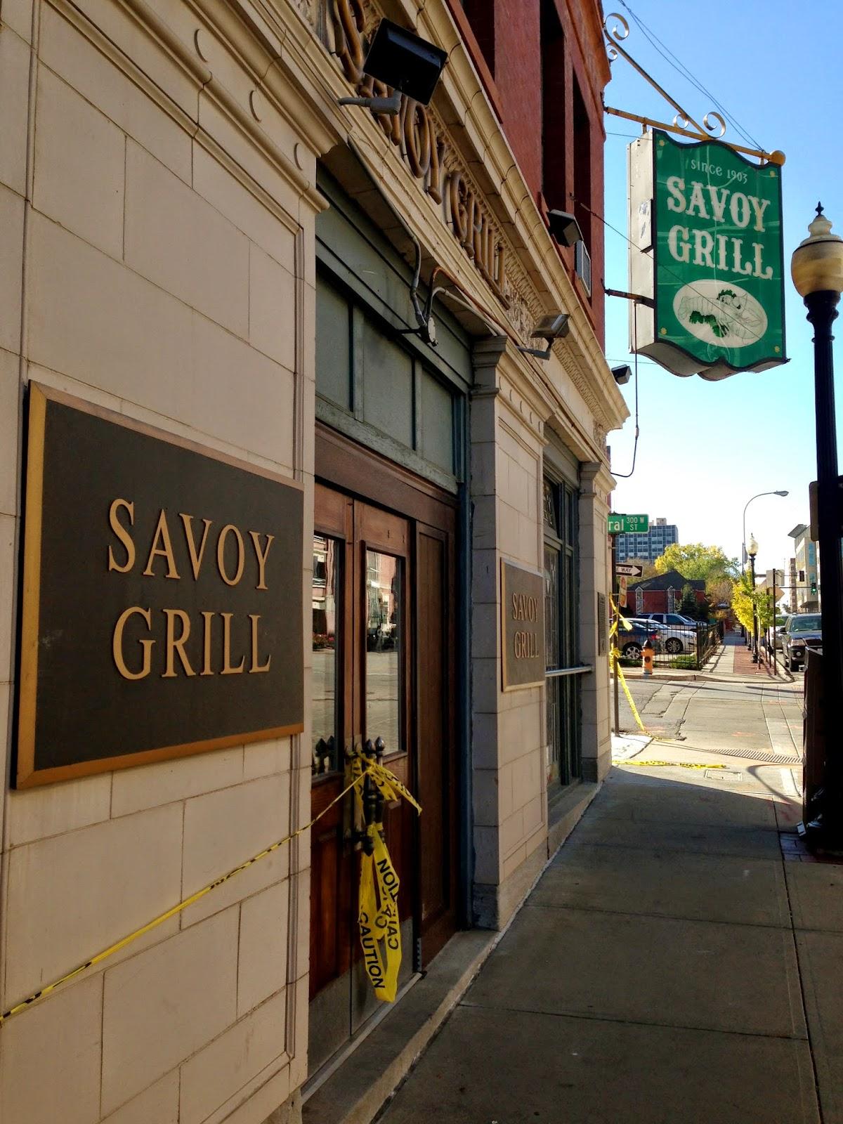 Savoy Kansas City Fire