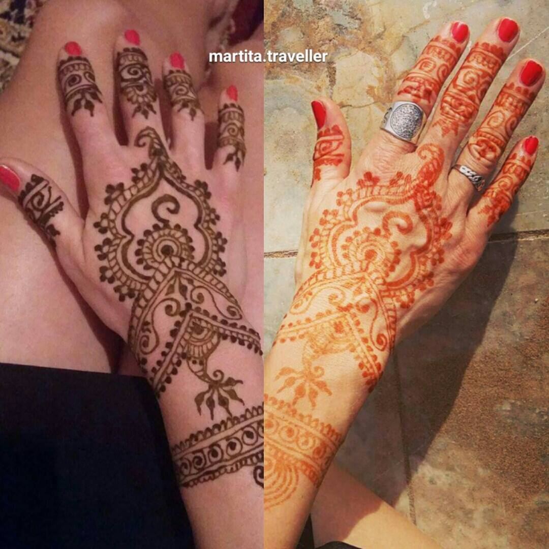 Henna Vs Black Henna Makedes Com