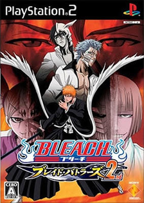 bleach blade battlers 2nd download iso ps2