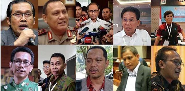 Saut Situmorang: Kalau Capim KPK Terpilih Jelek Pasti Akan Dikritik Rakyat