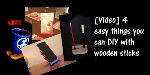 Simple DIY