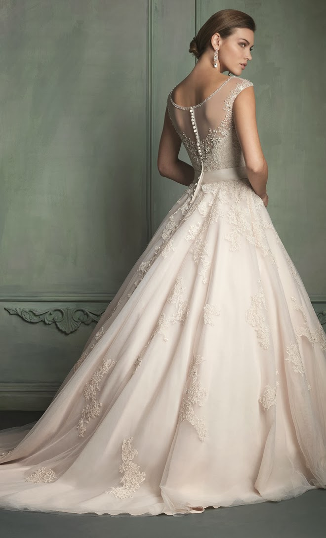 Allure Bridals Spring 2014 Part 2 Belle The Magazine