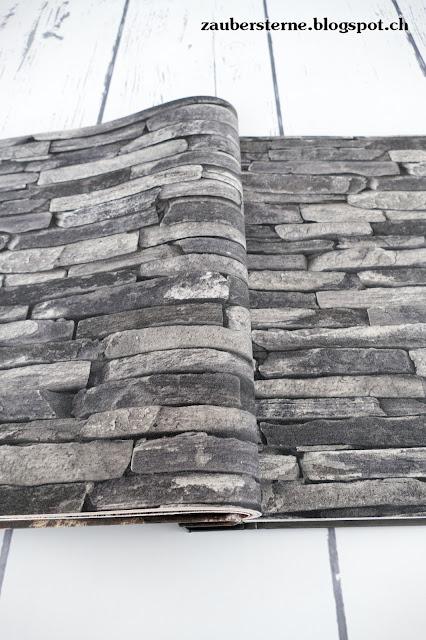dekowebshop, Tapeten Wood`n Stone, Steintapete
