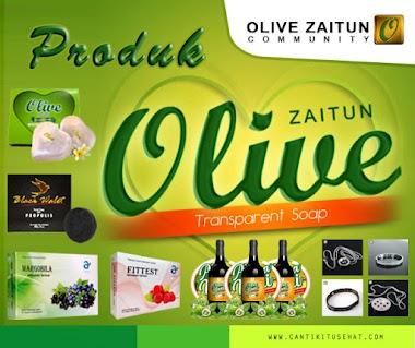 Produk Olive Zaitun Community